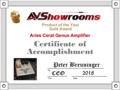 Avshowrooms Pot Y 2018 Genus